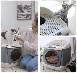 Comparatif maison de toilette pour chat