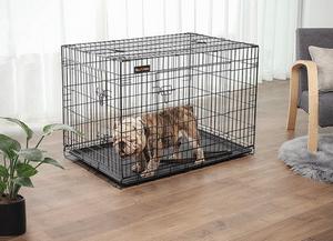Meilleure cage en métal pour chien