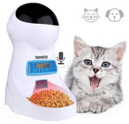 comparatif distributeur de croquettes pour chats automatique